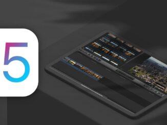 Quando o corte final será lançado no iPad
