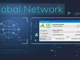 Encontre o DNS mais rápido com DNS Jumper
