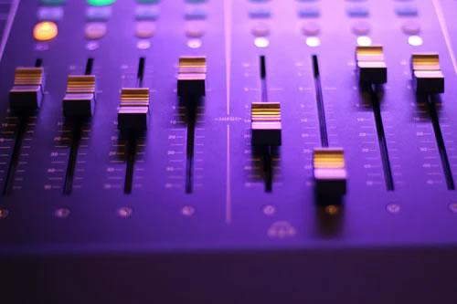 reglare audio