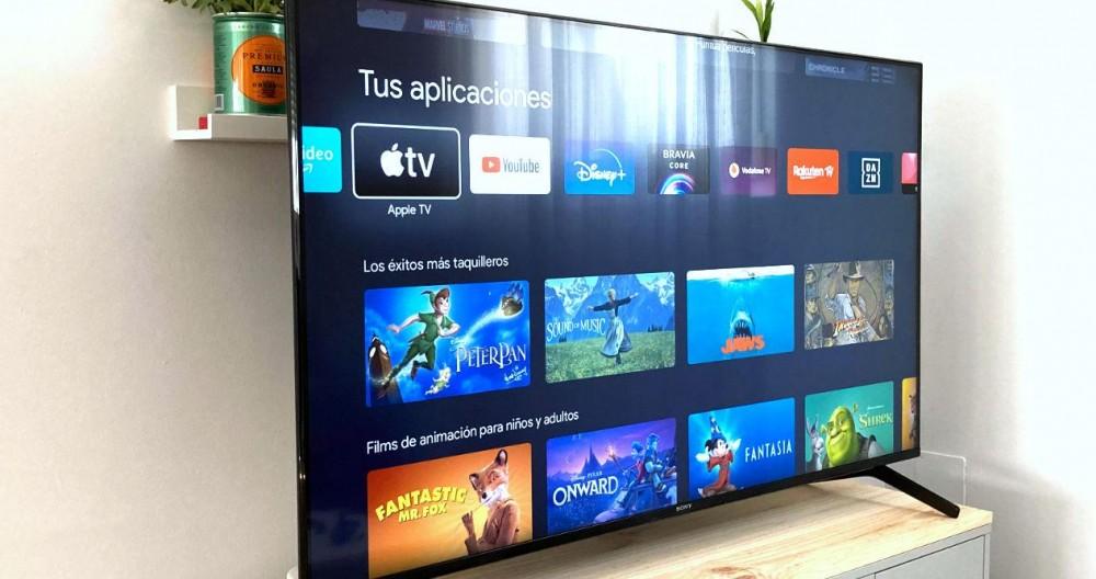 Apple TV + tulee Android TV: hen