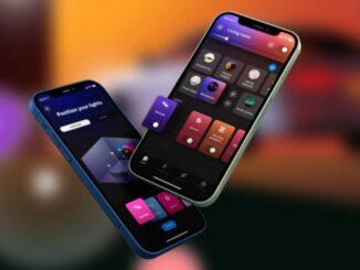 Nouvelle application Philips Hue