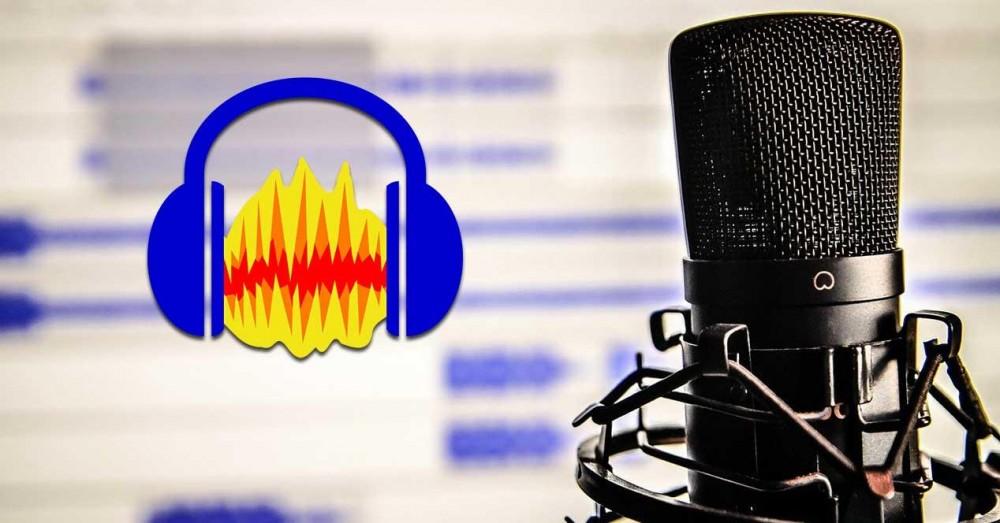 Enregistrer un fichier audio avec notre propre voix avec Audacity