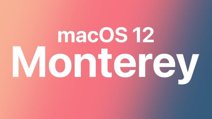 Macs that Will Be Able to Upgrade to macOS 12 Monterey