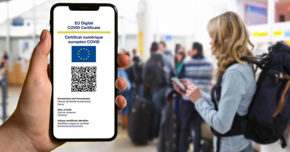 COVID Digital Certificate