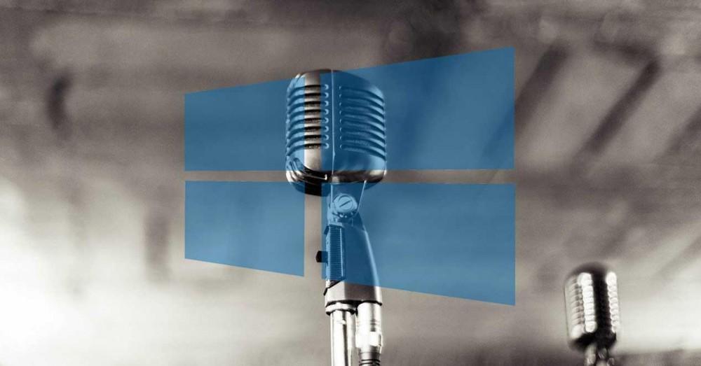 Vaihda oletusmikrofoni nopeasti Windowsissa