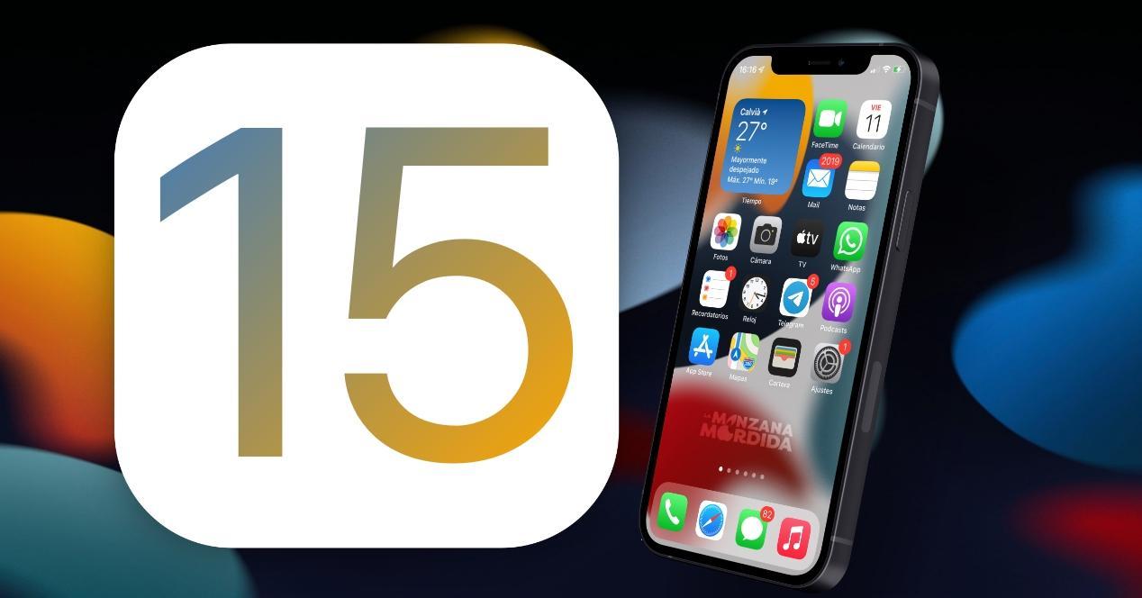 iOS 15: n ominaisuudet ja tuettu iPhone-luettelo