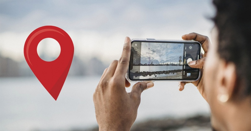 Remove the Location of Photos from Your Mobile