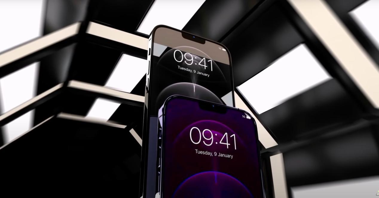 IPhone 13 -konseptivideo