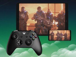 xCloud sur Xbox One