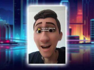 Disney Pixar Cartoon Filter for Instagram, TikTok or Snapchat