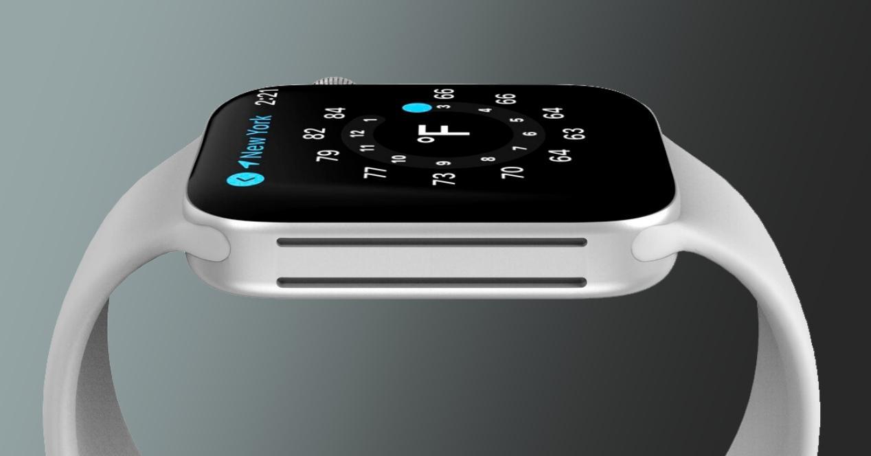 Nouvelles rumeurs sur l'Apple Watch Series 7
