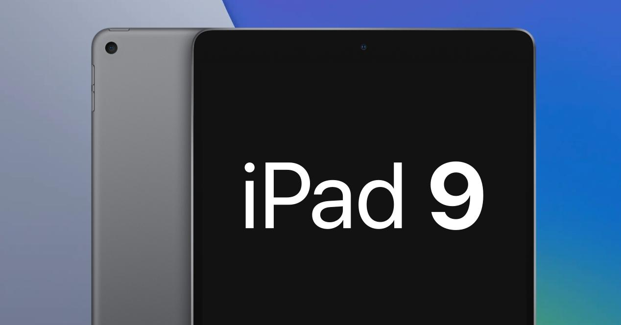 Rumeurs sur l'iPad 9