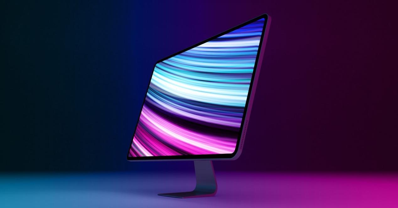concept iMac repensé