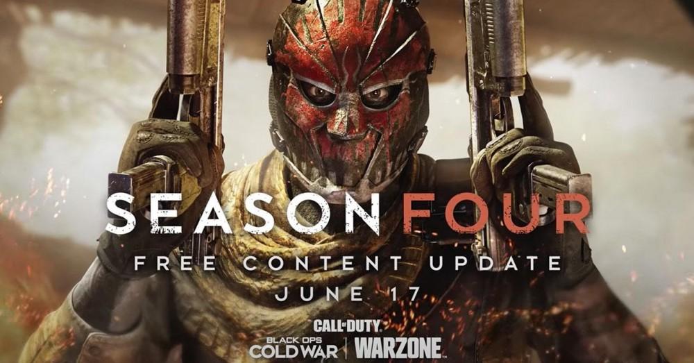 Warzone à 120 FPS sur PS5 grâce à la mise à jour de la saison 4