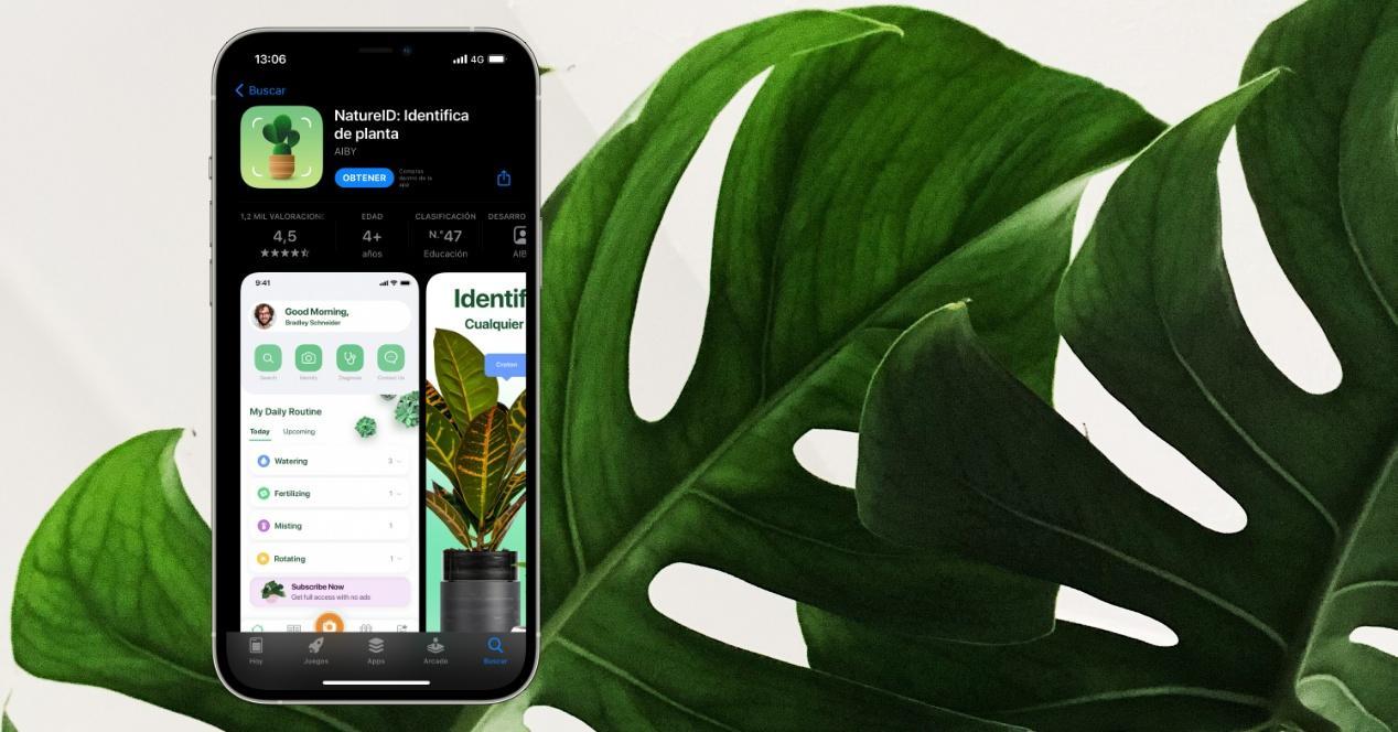 Parhaat iPhone-sovellukset kasvien hoitoon kotona