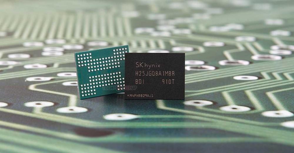 QLC, the NAND Flash Memory