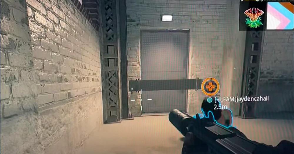 Ușa care ucide în zona de război