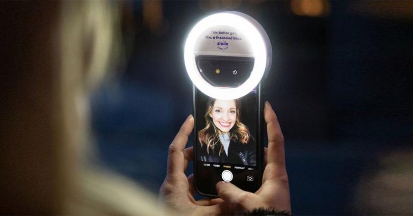 Cele mai bune inele de lumină pentru mobil