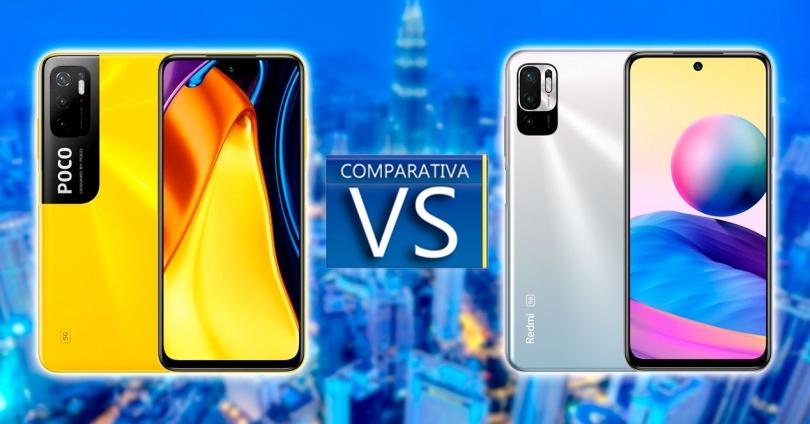 Poco M3 Pro 5G vs Redmi Note 10 5G