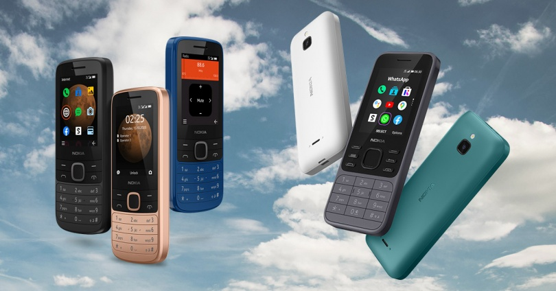 Bästa Nokia-telefoner för sommaren