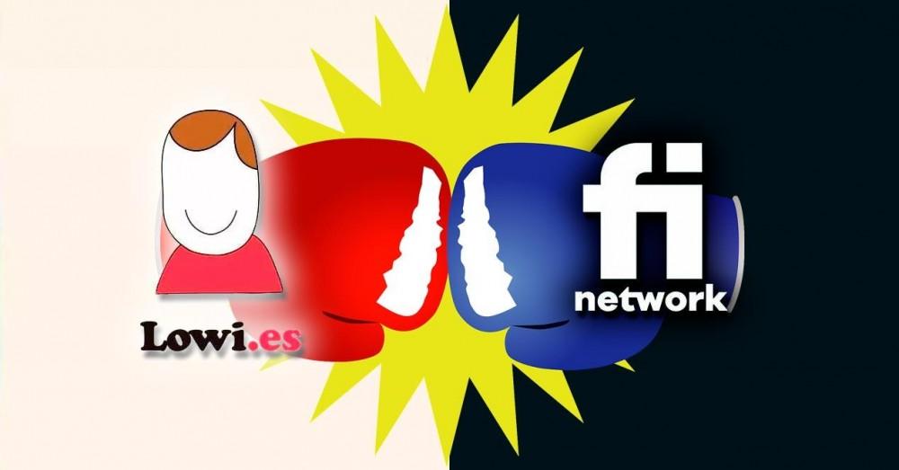 Lowi vs Finetwork