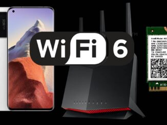 WiFi 6 Speed Comparison with 80MHz and 160MHz 5GHz Channel Width