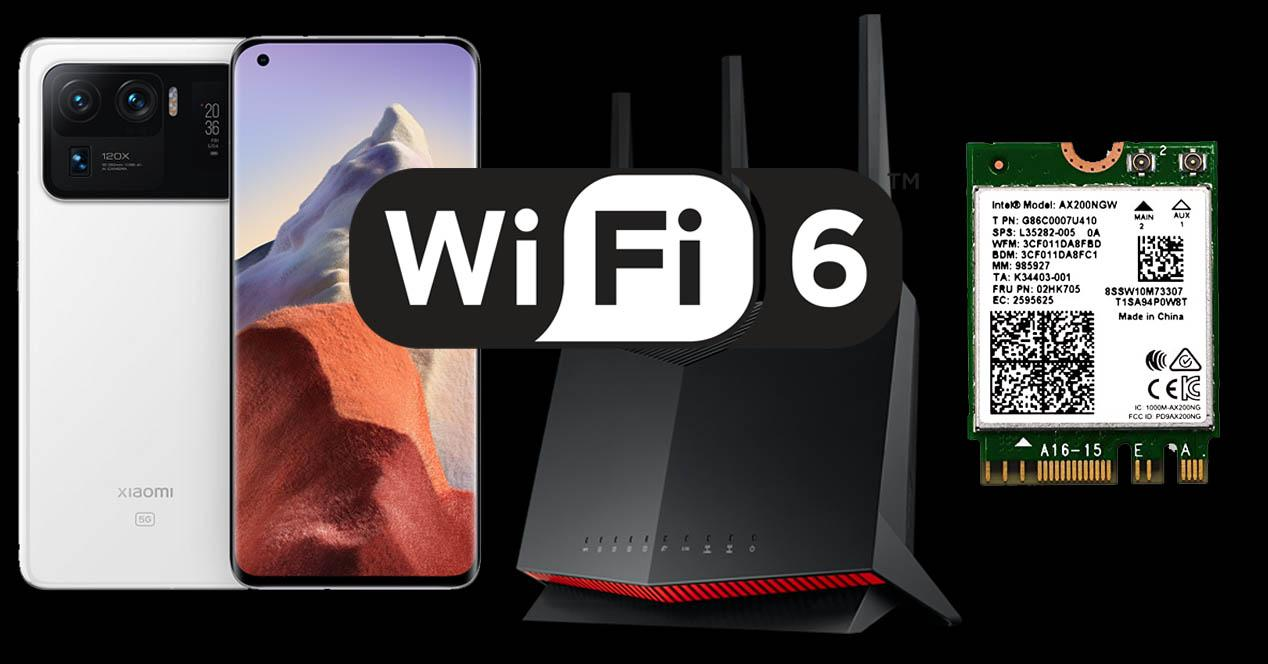 Comparaison de la vitesse du WiFi 6 avec une largeur de canal de 80 MHz et 160 MHz à 5 GHz