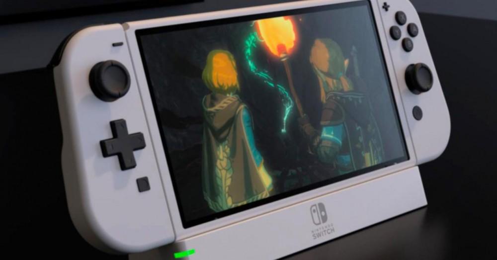 Quand sort la Nintendo Switch Pro