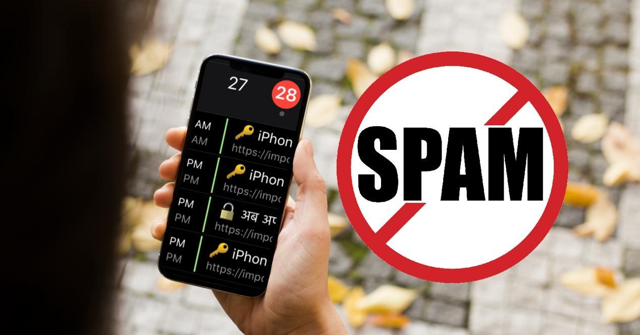 Spam pe iPhone Calendar și cum să-l eliminați