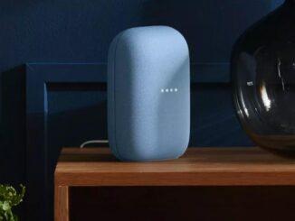 Justera volymen på en smart högtalare efter tid på dagen