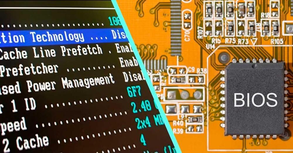 BIOS vs CMOS