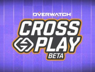 Overwatch active le mode de jeu croisé sur PC et consoles