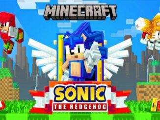 New DLC Minecraft: Sonic The Hedgehog Free to Download