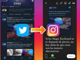 Post Tweets to Instagram Stories from iOS without Third-party Apps