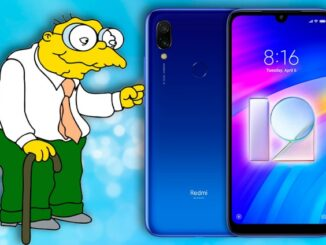 Update with MIUI 12.5 Comes by Surprise to the Redmi 7