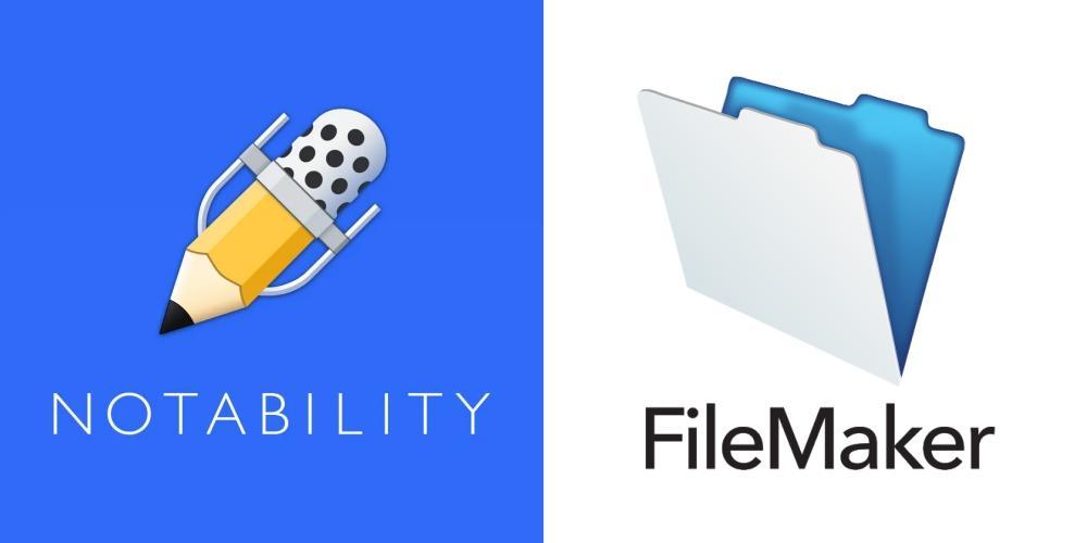 notability filemaker mac m1