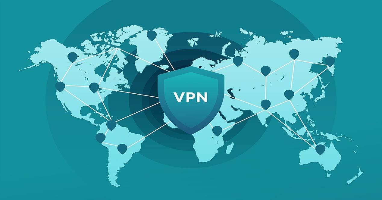 Unencrypted VPN