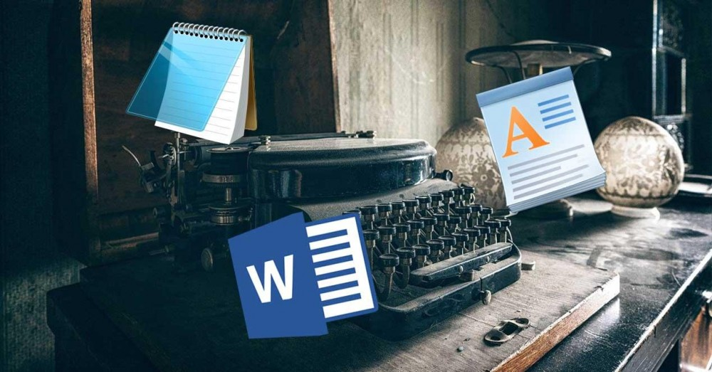 Differences Between Microsoft's Notepad, WordPad, and Word
