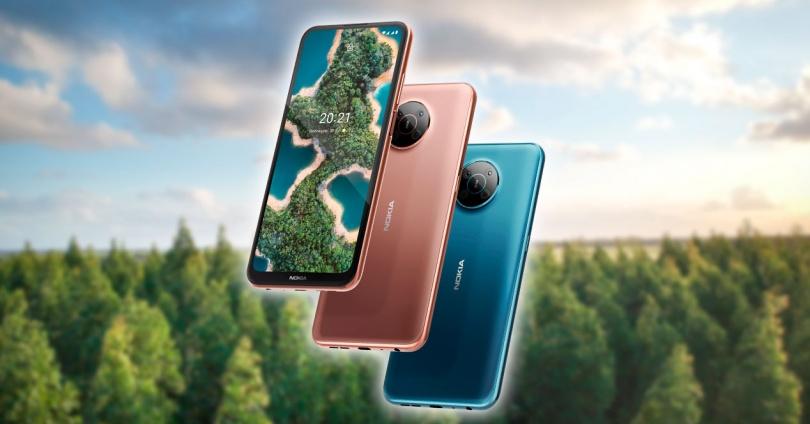 Nokia X20 and Nokia X10