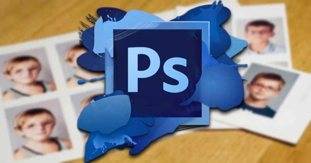 Photos de taille d'identité - Comment le faire avec Adobe Photoshop