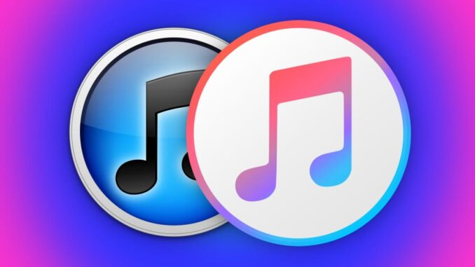 iTunes for on Mac and Windows