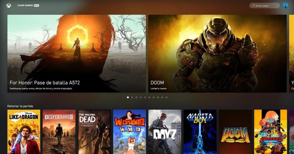 Jouez à Xbox Cloud Gaming depuis iPhone et navigateur