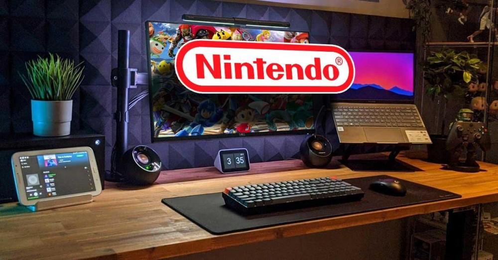 Jeux Nintendo et Switch sur PC