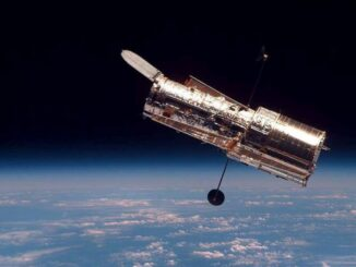 A Shutdown Computer Prevents NASA from Reactivating the Hubble Telescope