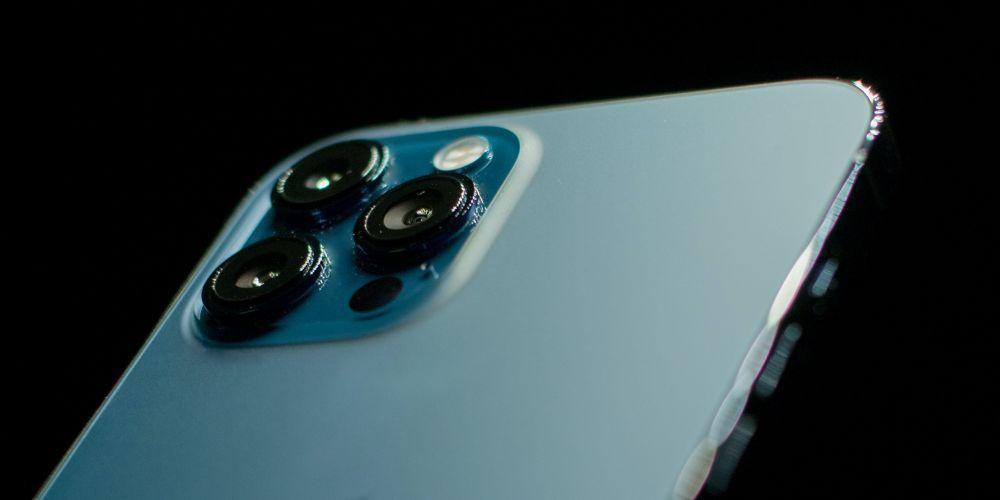 Triple Cámara iPhone 12 Pro Max