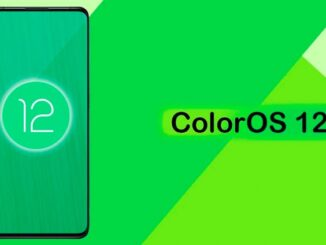Screenshots of Android 12 (ColorOS12) for OPPO Mobiles