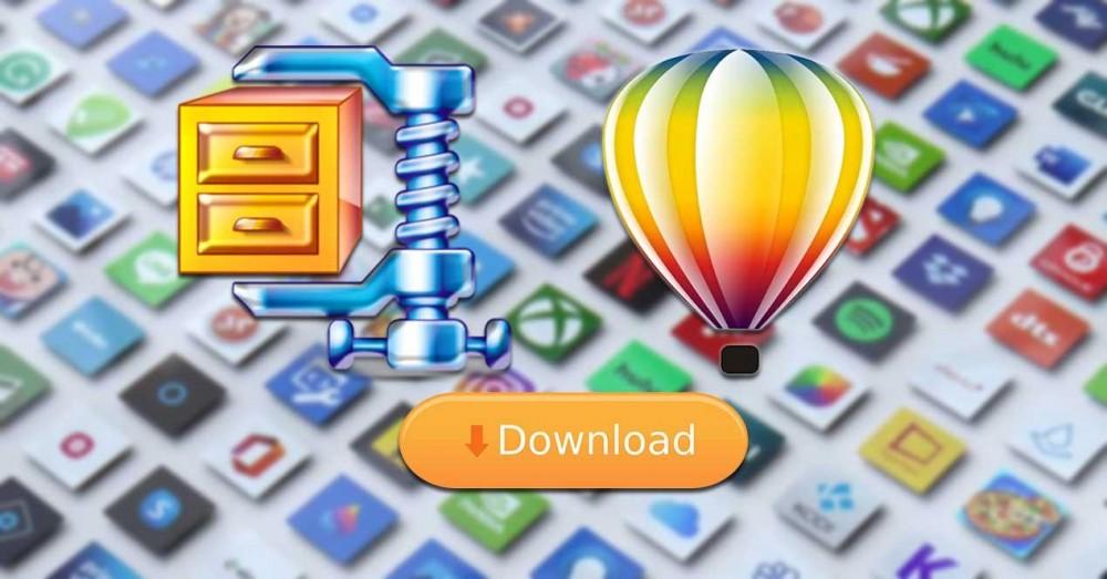 WinZip och CorelDRAW Suite: Nya applikationer för Windows 11