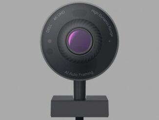 Dell UltraSharp-webbkamera