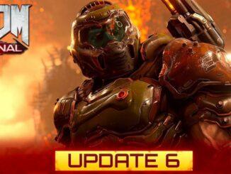 DOOM Eternal vid 120 FPS på Xbox och PS5