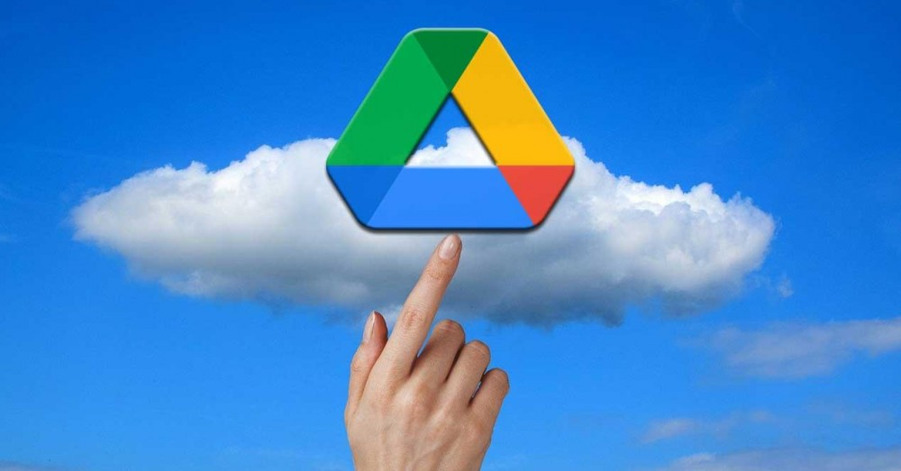Add Google Drive to Windows File Explorer